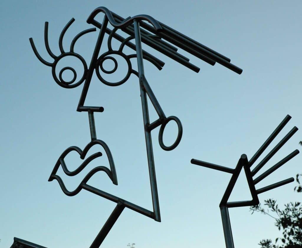 DeBusk Sculpture Plano Texas